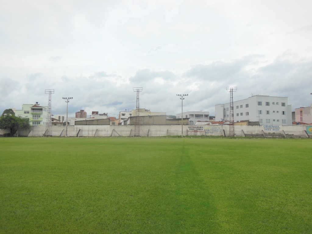 Estádio Coronel Belo Lisboa - Yuracan FC - Itajubá-MG