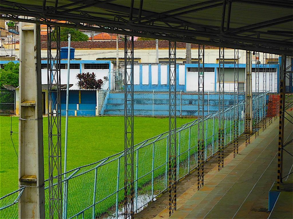 Estádio Municipal Coronel Erasmo Cabral - Santarritense FC