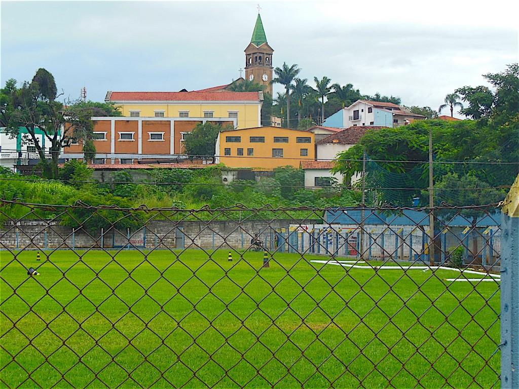Legionários EC - Estádio Professor Dede Muniz - Verde gigante - Bragança Paulista
