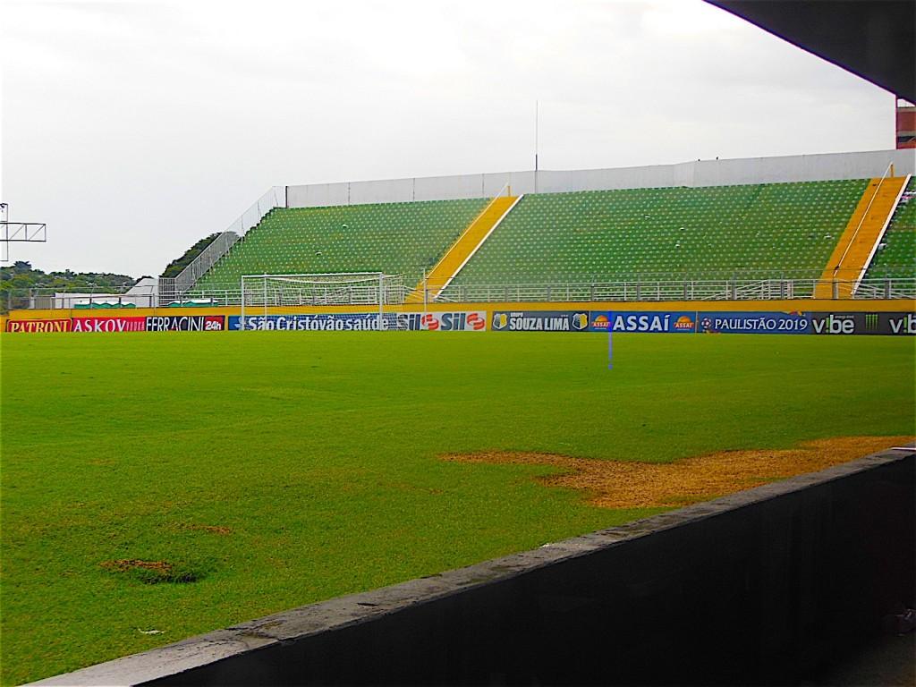 Bragança Paulista - Clube Atlético Bragantino - Estádio Nabi Abi Chedid - Estádio Marcelo Stéfani