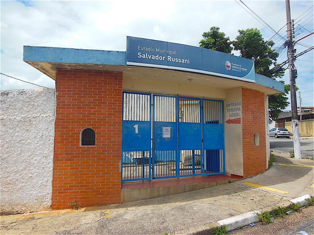 Estádio Municipal Salvador Russani - Atibaia