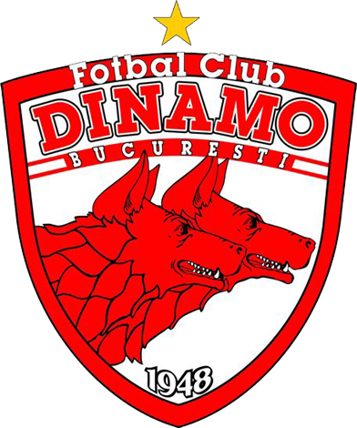 Distintivo do Dínamo Bucaresti