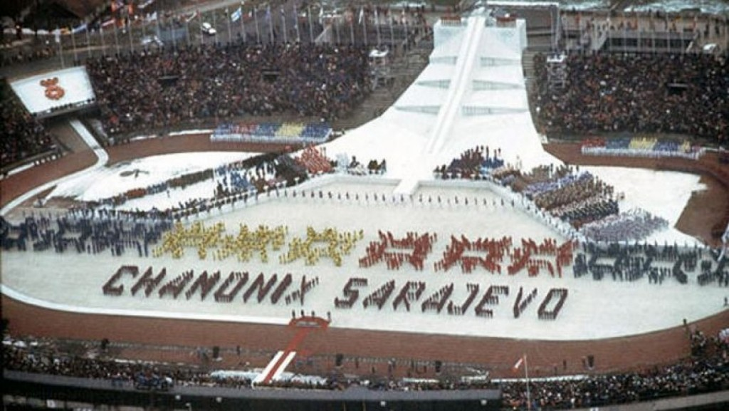 Estádio Sarajevo