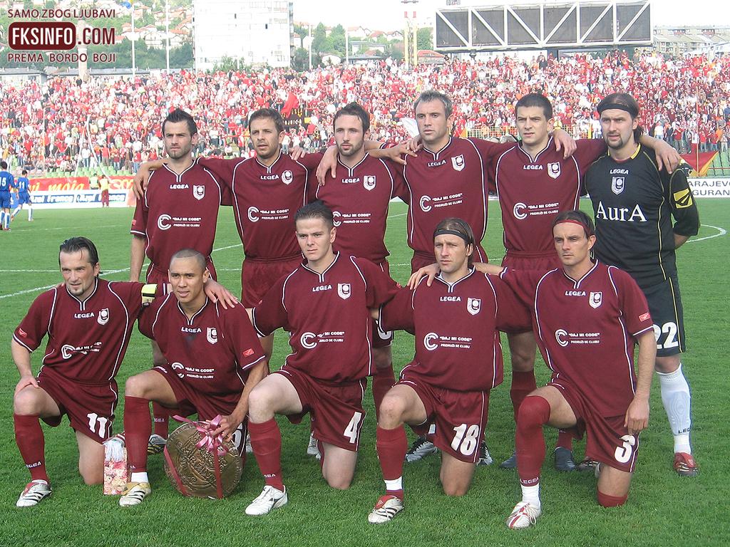 FK Sarajevo 2007