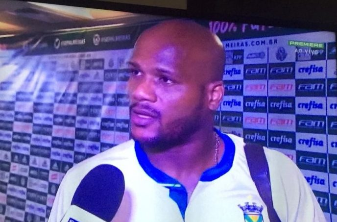 Domingos - Santo André - Allianz Parque - Palmeiras x Santo André