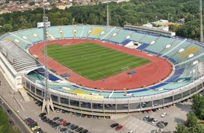 Estádio Nacional da Bulgária
