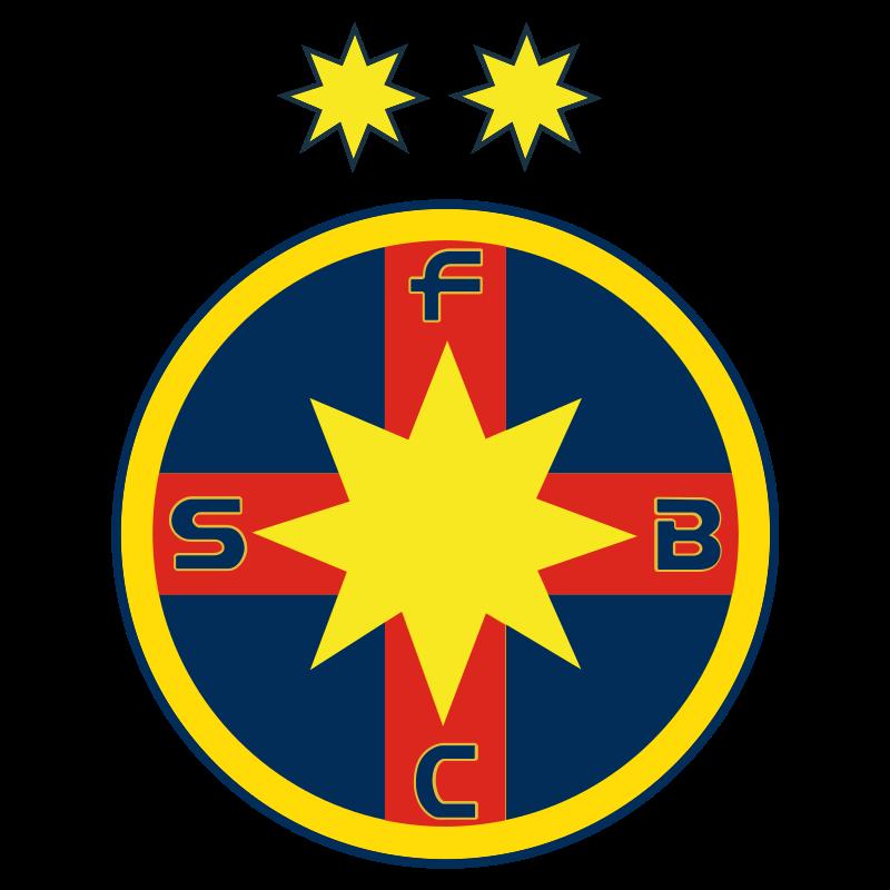 Novo distintivo do Steaua Bucaresti