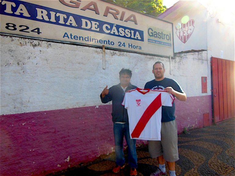 Estádio Armando Bolto - Independente de Pirassununga