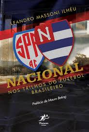 Livro Nacional nos trilhos do futebol brasileiro
