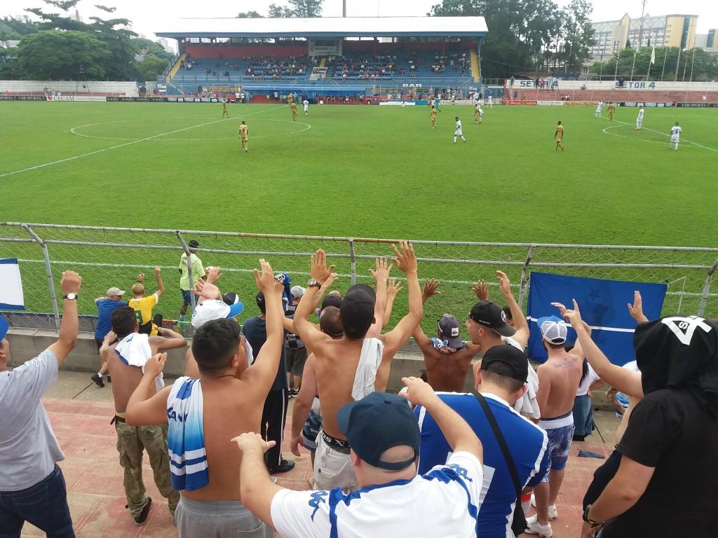 Nacional 2x1 Santo André - Estádio Nicolau Alayon - Fúria Andreense