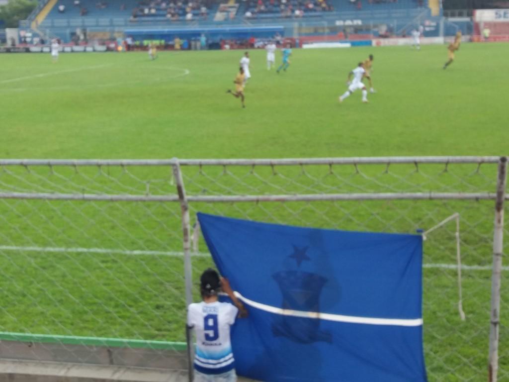 Nacional 2x1 Santo André - Estádio Nicolau Alayon
