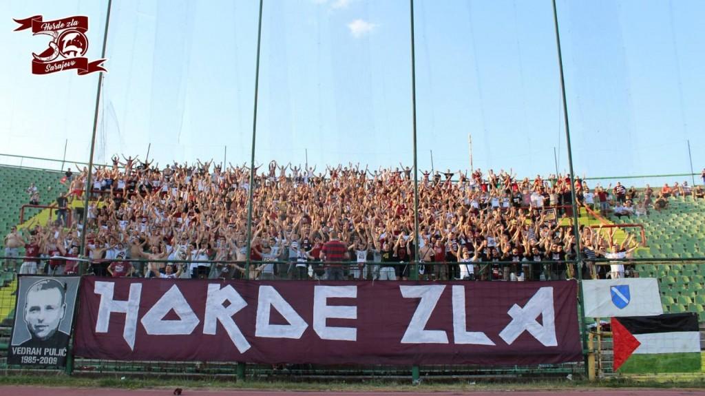 Harde Zla - FK Sarajevo