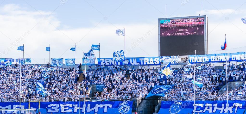 Zenit fãs