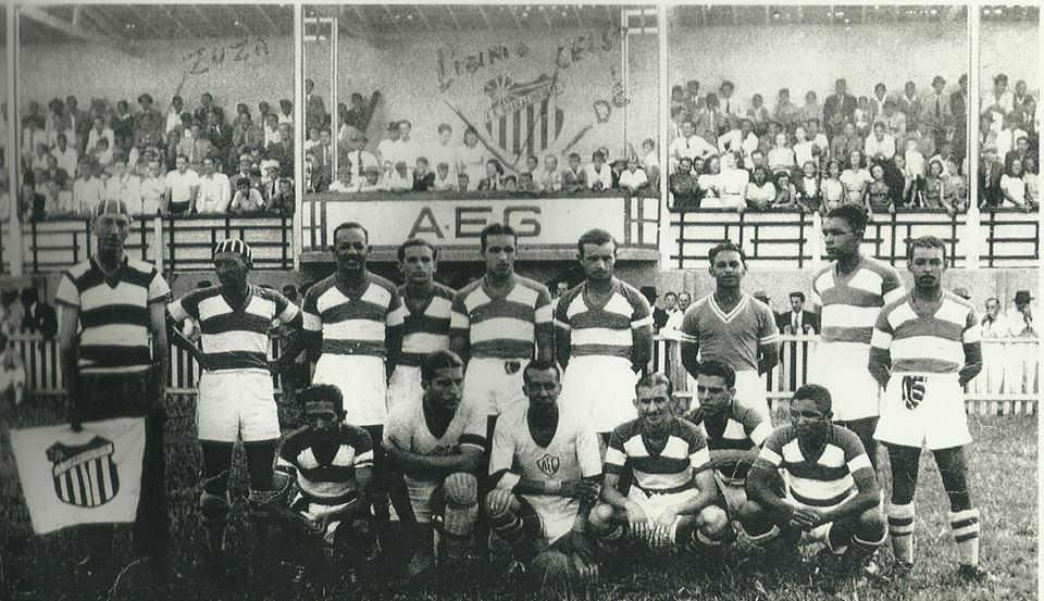 AE Guaratinguetá 1940