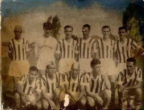 Cachoeira FC - década de 40