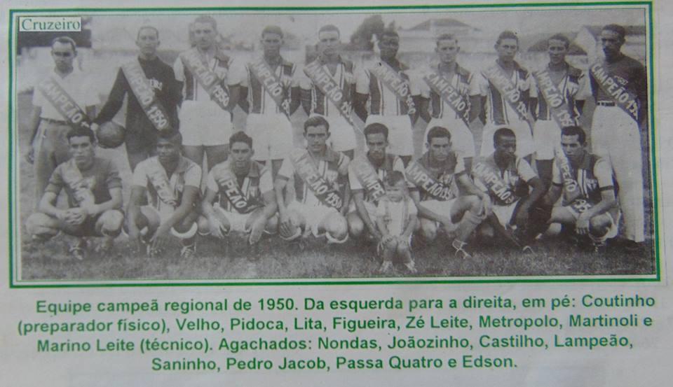 Cruzeiro FC - 1950