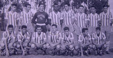 Cruzeiro fc 1957