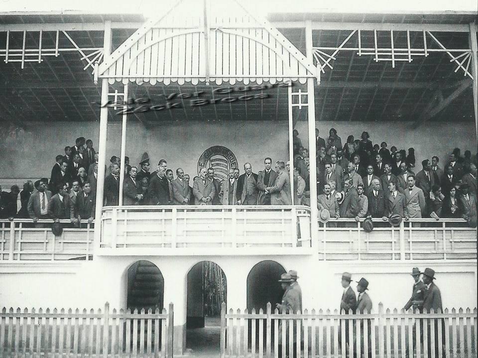 Estádio Dr. Benedito Meirelles - Guaratinguetá