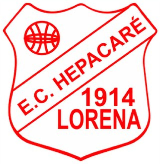 Distintivo do Esporte Clube Hepacaré