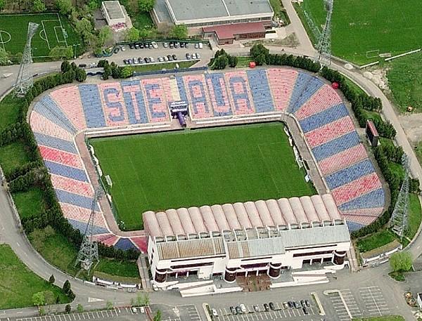 Estádio Ghencea - Steaua Bucuresti