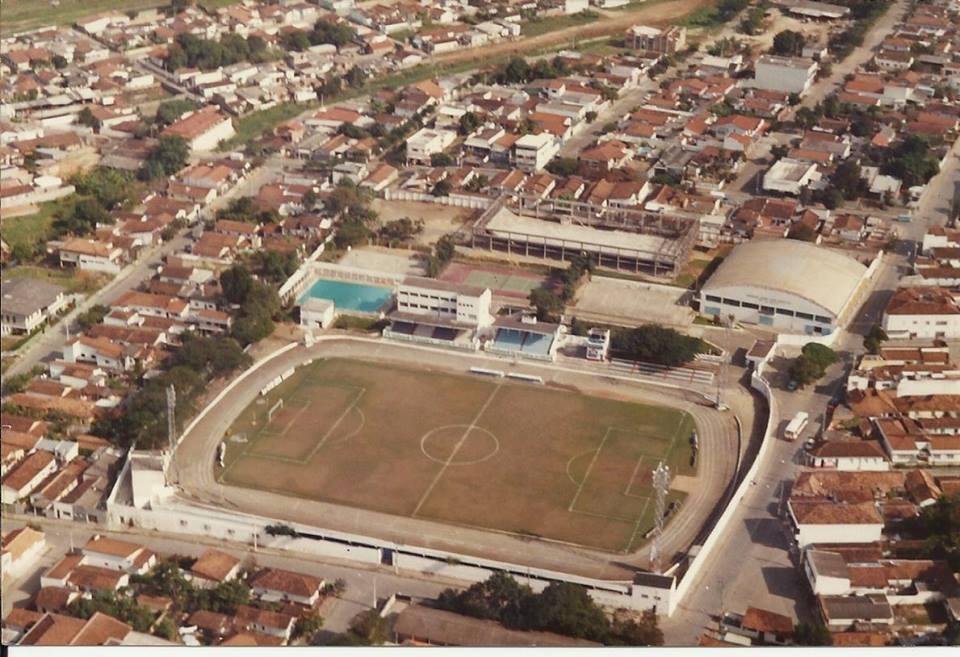 Estádio Professor Virgílio Antunes de Oliveira