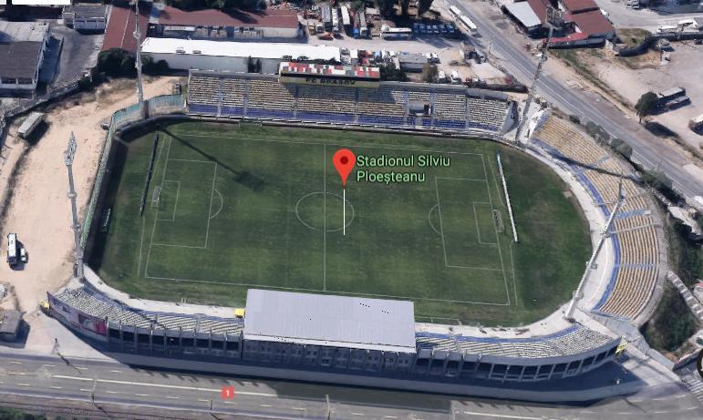 Estádio Silviu Ploeșteanu - FC Brasov