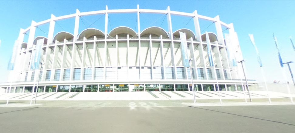 Arena Nationala - Bucareste - Romênia