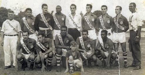 Associação Esportiva Guaratinguetá campeão da A2 1960