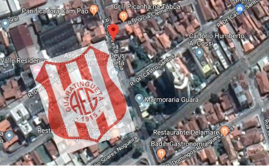 Estádio Dr. Benedito Meirelles