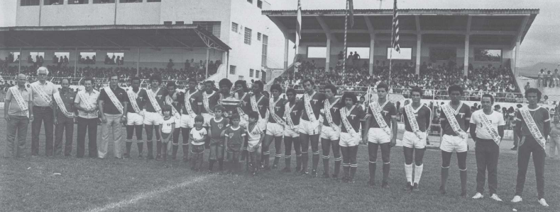 Cruzeiro FC - 1978