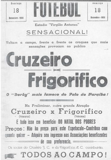 Cruzeiro x Frigorífico