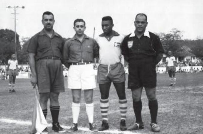 Estrela x Seleção do Exército - 1959