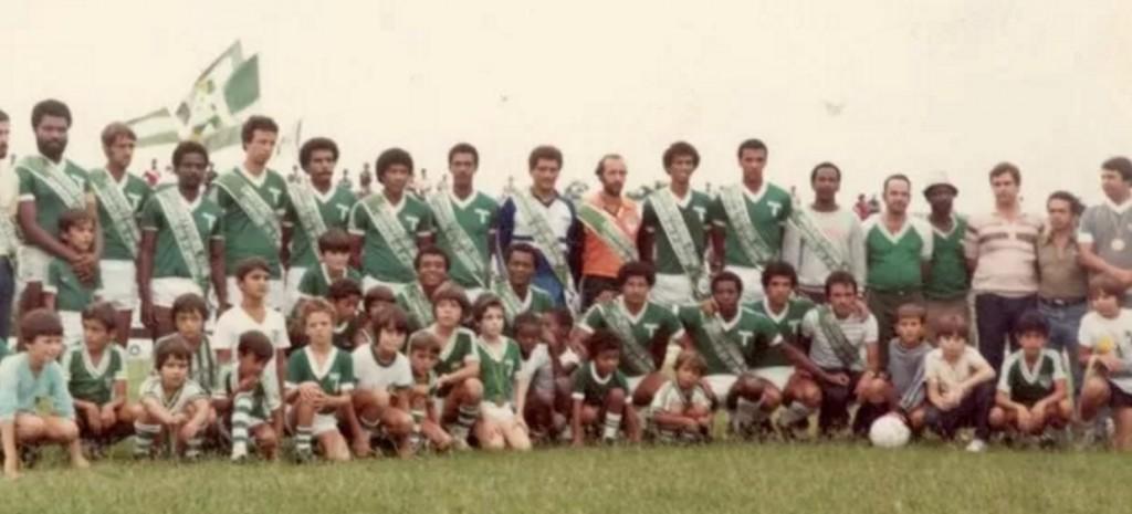 Cruzeiro FC campeão 1981