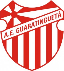 Distintivo esportiva guaratingueta
