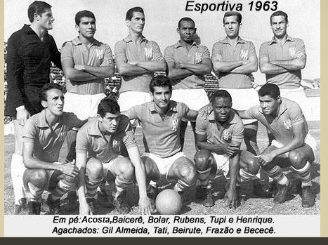 Esportiva Guaratinguetá 1963