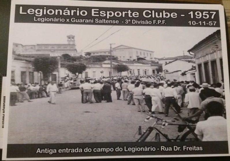 Legionário Esporte Clube 1957