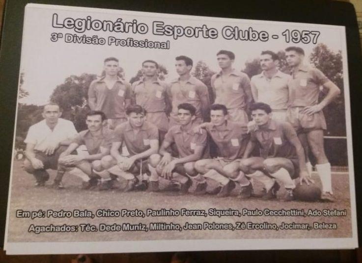 Legionário EC - 1957