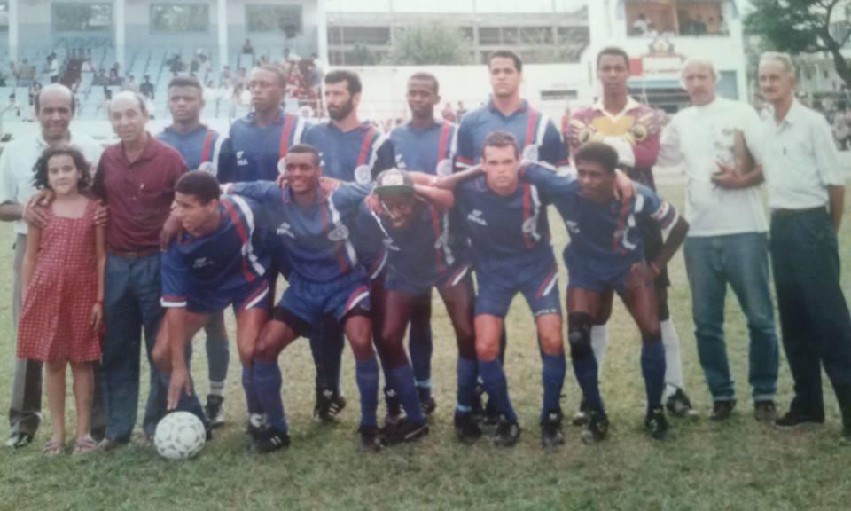 união cruzeirense 1993