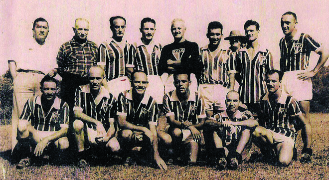 Esporte Clube São Paulo - Itanhaém