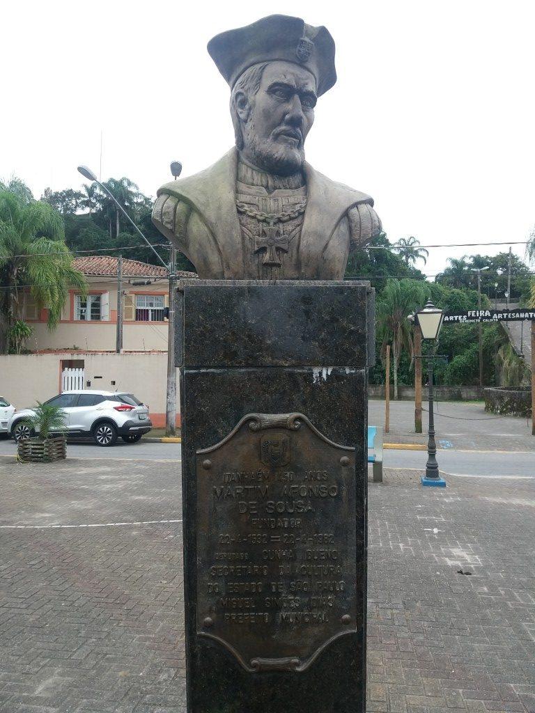Martim Afonso Souza - Itanhaém