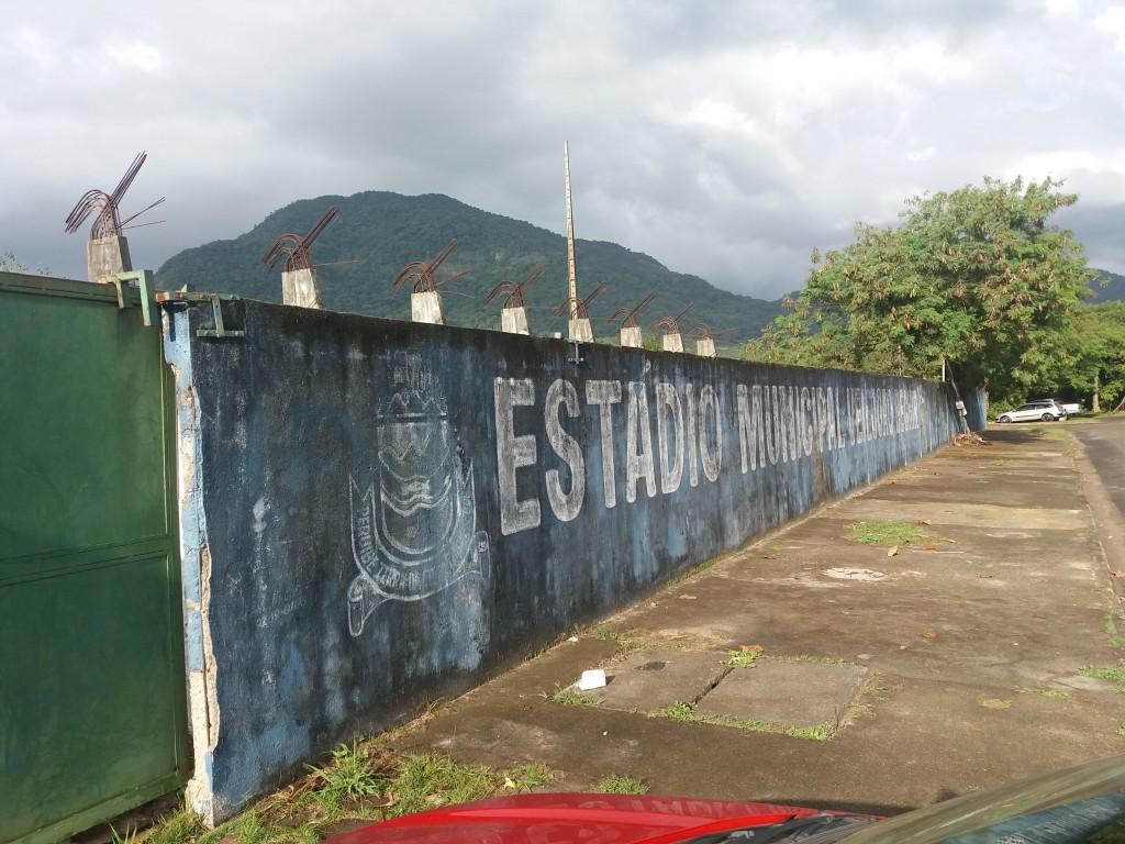 Estádio Municipal Vereador João Bechir - Peruíbe FC