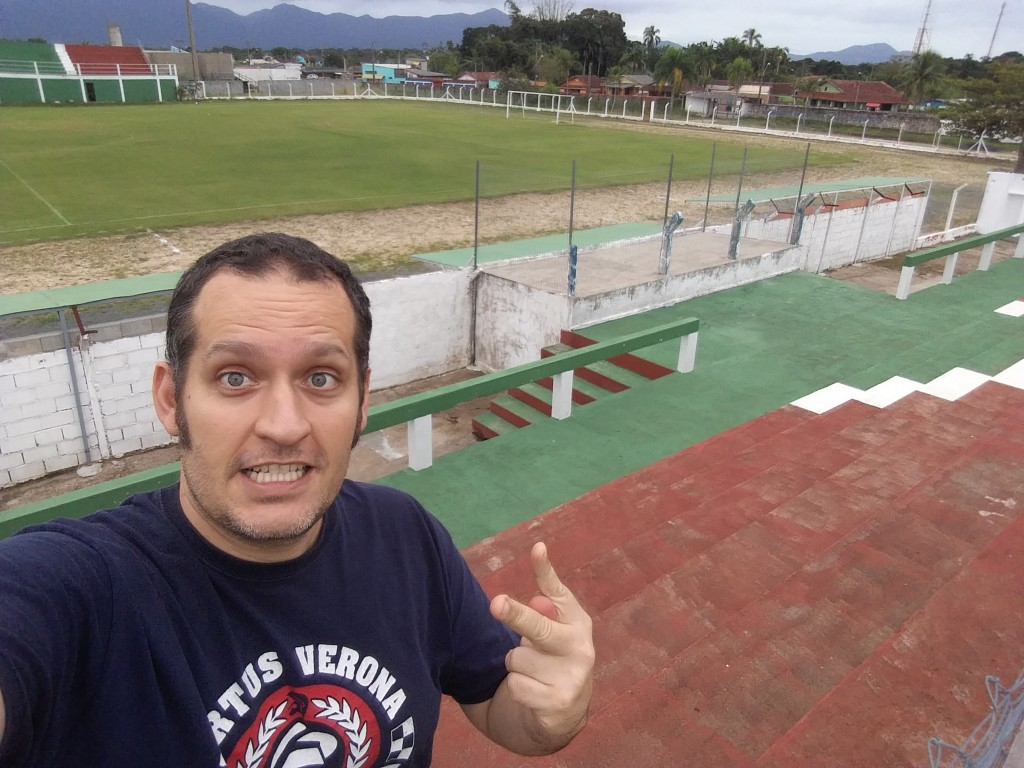 Estádio Municipal Édison Batista Teixeira - Clube Atlético Cananéia
