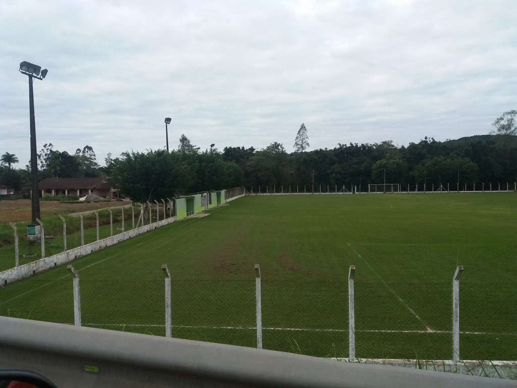 Estádio Municipal Lauro Lobo - Pariquera-Açú