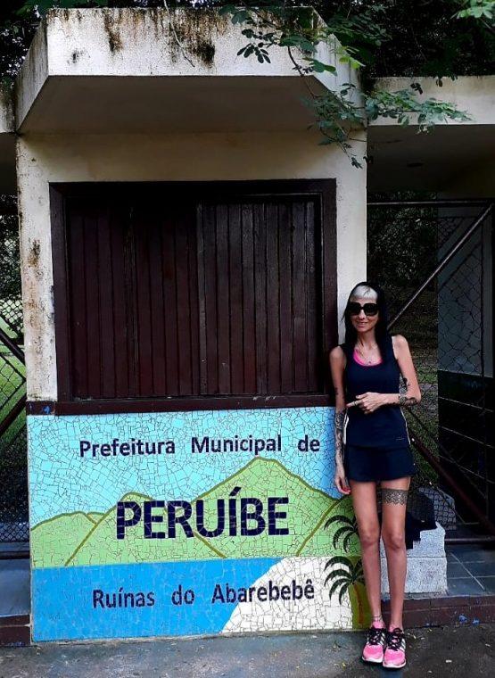 Ruínas de Aberebebê - Peruíbe