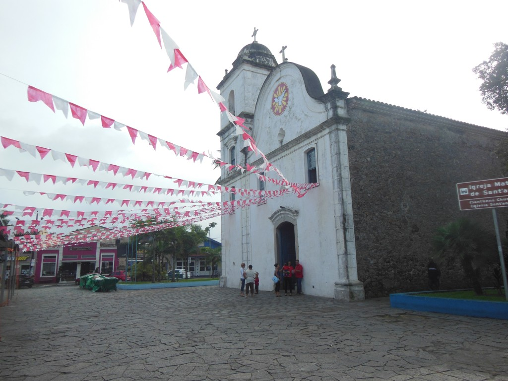 Igreja Matriz de Nossa Senhora da Conceição - Itanhaém