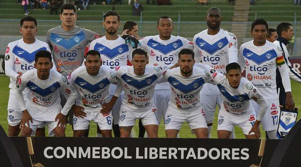 San José de Oruro - Libertadores 2019