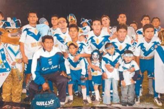 San Jose - campeão 2007
