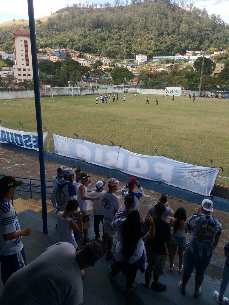 Estádio Municipal Leonardo Barbieri - Águas de Lindóia