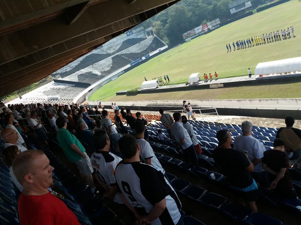 Malucos do Tigre - Estádio Municipal Décio Vitta - Rio Branco - Americana