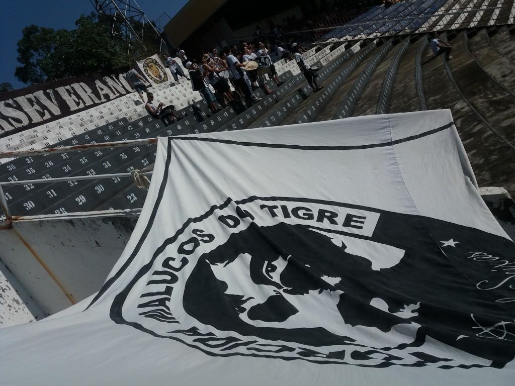 Torcida Malucos do Tigre - Rio Branco de Americana